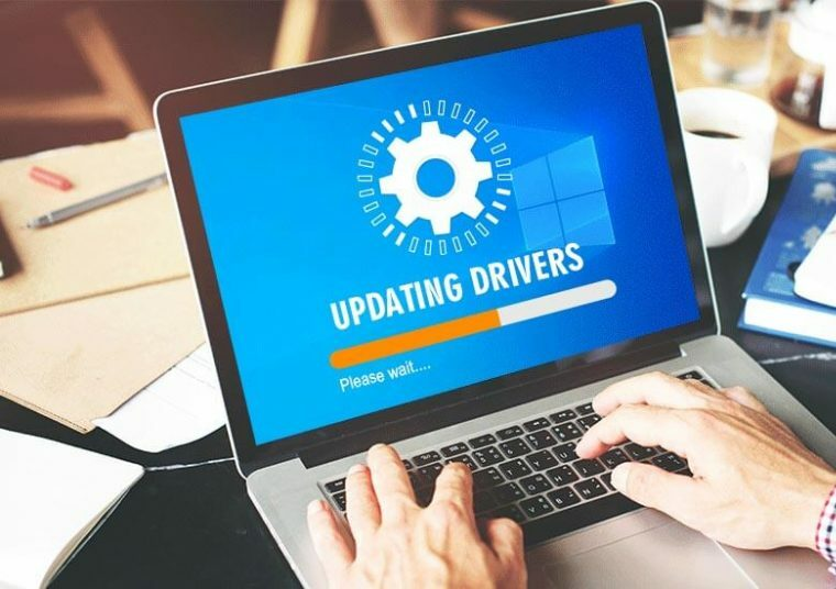 Updating PC Drivers