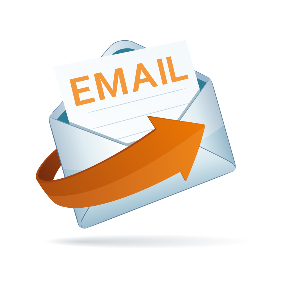 Switching the Email Settings