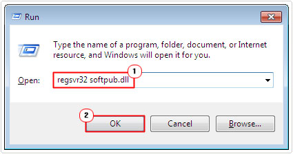 Registering the First and Second File