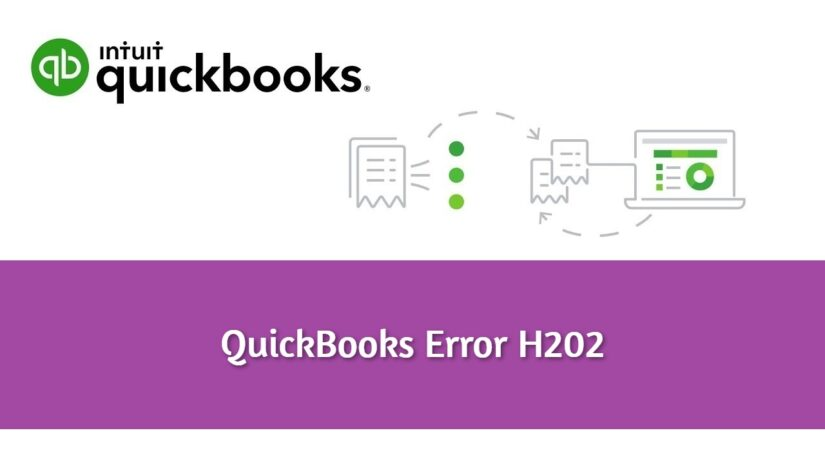 How to Fix Quickbooks Error H202 Switching to Multi-User Mode?